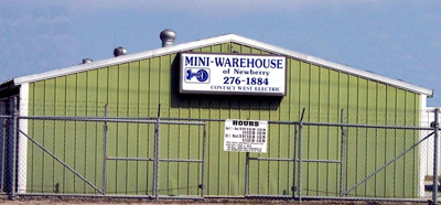 Mini-Warehouse of Newberry